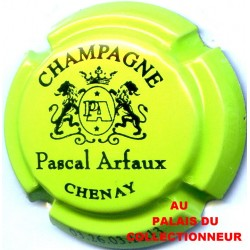 ARFAUX Pascal 11 LOT N°16547