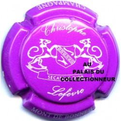 LEFEVRE Christophe 10 LOT N°16706