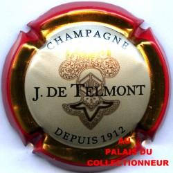 TELMONT J DE. 27 LON°19223