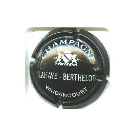 LAHAYE BERTHELOT07 LOT N°3281