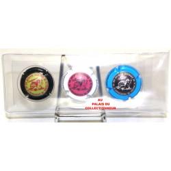 .Blister 3 capsules BL3