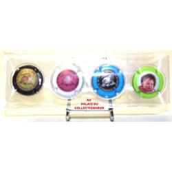 .Blister 4 capsules BL4