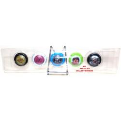 .Blister 5 capsules BL5
