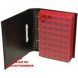 .Album VARIO CHAMP40x7 plateaux rouge complet AVFTR