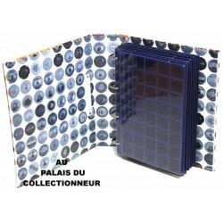.Album GRANDE CHAMP40x7 plateaux bleue complet AFTB