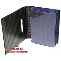 .Album VARIO CHAMP40x7 plateaux bleue complet AVFTB