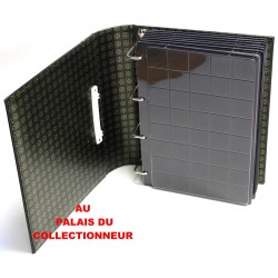 .Album VARIO CHAMP40x7 plateaux noire complet AVFTN