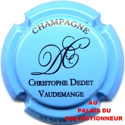 DEDET CHRISTOPHE 14 LOT N°16826