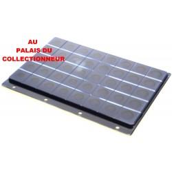 """.Intercalaire bleu pour séries d""""euros pour classeur standard x1 FESB1"""