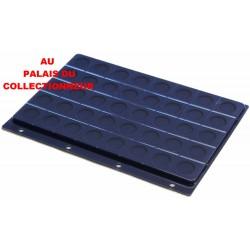 .Intercalaires x5 bleu pour pièes de 2 euros pour classeur standard FE2B5