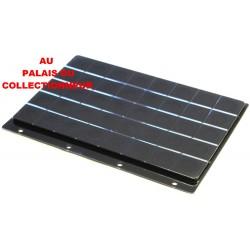 .Intercalaire x1 noir pour pièces de 2 euros pour classeur standard FE2N1