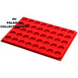 .Plateaux feutrine (rondes)X1 LOT 1ARFR1