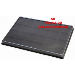 .Plateau feutrine noir pour JéroboamX1 LOT N°M46N