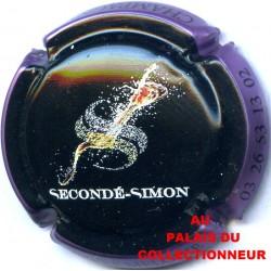 SECONDE SIMON 10e LOT N°19715