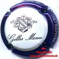 MENU GILLES 82d LOT N°19720