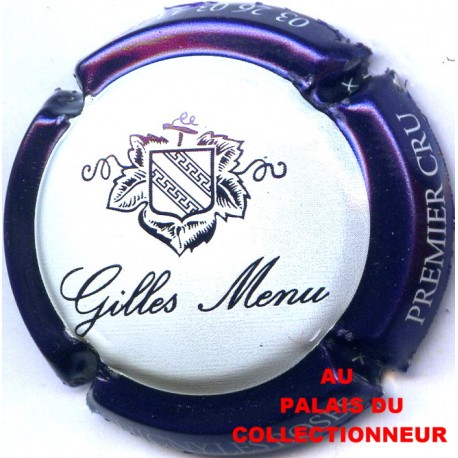 MENU GILLES 82d LOT N°19720