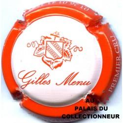 MENU GILLES 82e LOT N°19721