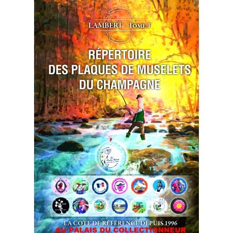 ..Nouveau répertoire relié capsules Champagne édition 2018 en prévente