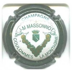 MASSONNOT J.M.05 LOT N°3684