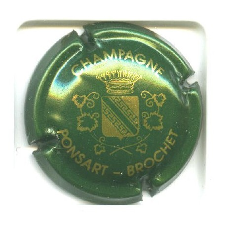 PONSART-BROCHET01 LOT N°4113