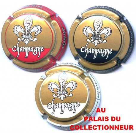 CHAMPAGNE 1956S3 LOT N°20675