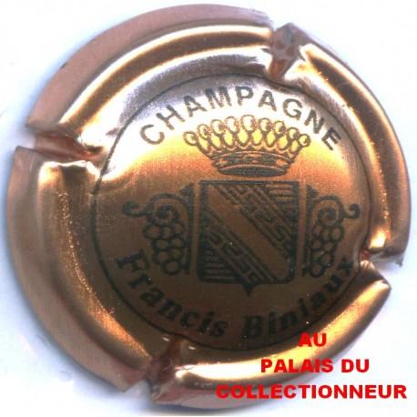BINIAUX FRANCIS 01 LOT N°5363