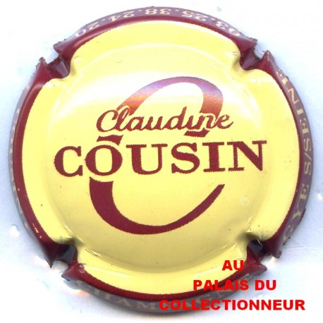 COUSIN CLAUDINE 14 LOT N°20978