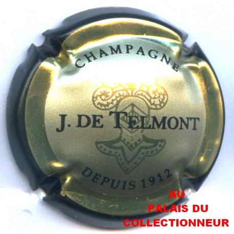 TELMONT J DE. 28 LOT N°20423