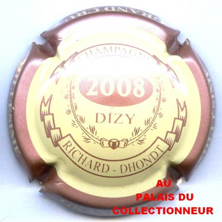 RICHARD-DHONDT 019a LOT N°20669
