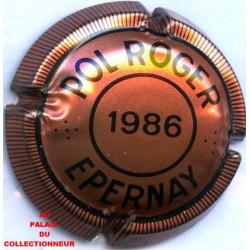 POL ROGER & CIE 1986 LOT N°1260