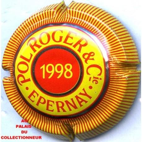 POL ROGER & CIE 1998 LOT N°2707