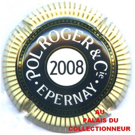 POL ROGER & CIE 2008 LOT N°21050