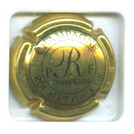 ROUALET P. & F.01 LOT N°4622