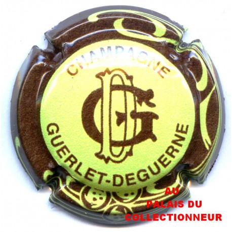 Capsule de champagne Guerlet-Deguerne N°26