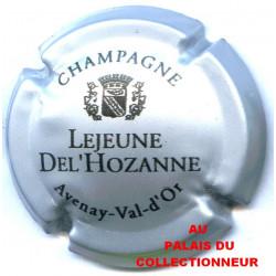 LEJEUNE.DEL'HOZANNE 10 LOT N°12921