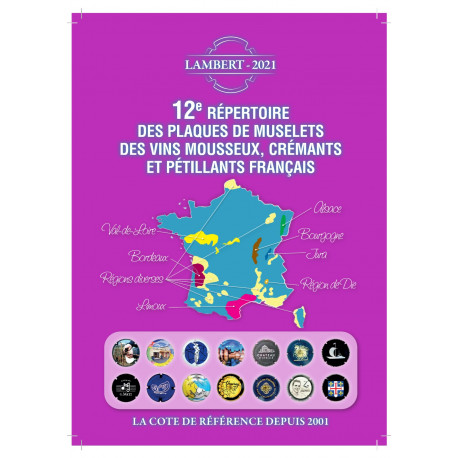 .. Disponible NOUVEAU Répertoire des mousseux Français N°12-édition 2021