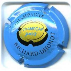RICHARD-DHONDT 15ia LOT N°0787