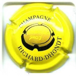 RICHARD-DHONDT 15ja LOT N°0788