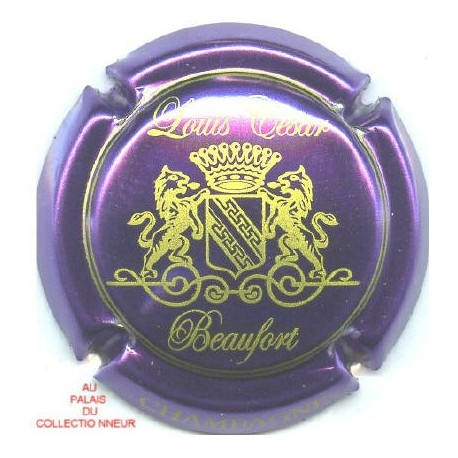 BEAUFORT LOUIS CESAR04 LOT N°6546
