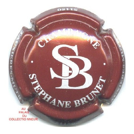 BRUNET STEPHANE02 LOT N°6570