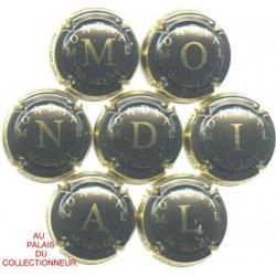 MONDIAL 2007 LOT N°6673