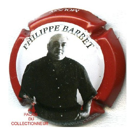 BARBET PHILIPPE20 LOT N°6739