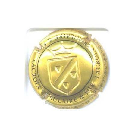 LACROIX TRIAULAIRE19 LOT N°0855