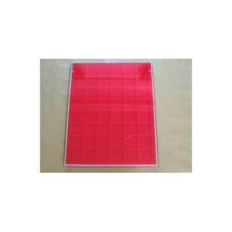 Casiers standards rouge ou bordeaux LOT N°M133