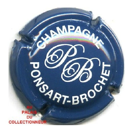 PONSART-BROCHET11 LOT N°7184
