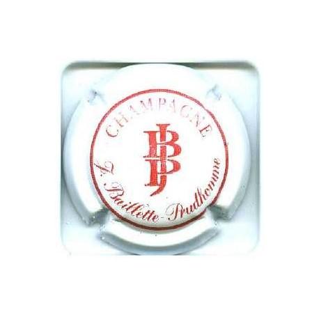 BAILLETTE PRUDHOMME20 LOT N°1022