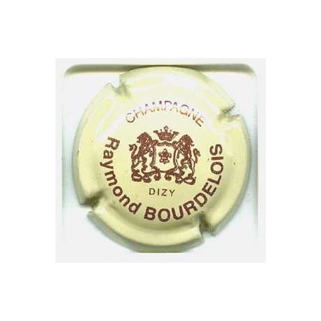 BOURDELOIS RAYMOND01 LOT N°1075