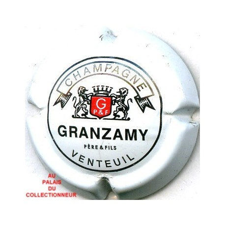 GRANZAMY01 LOT N°7820