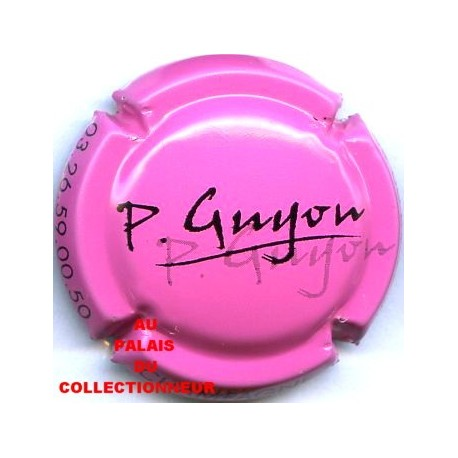 GUYON P.06 LOT N°8819