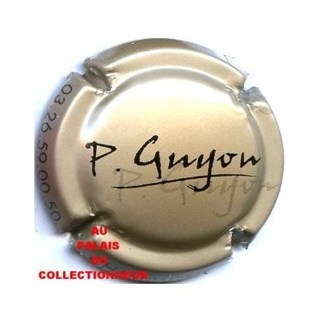 GUYON P.05 LOT N°8820